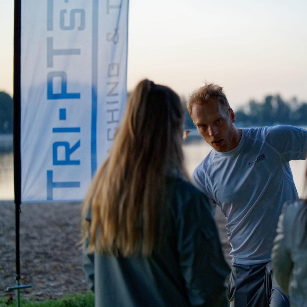 Triathlon coaching Tri PT
